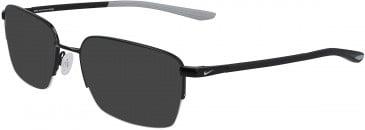 Nike 4300-54 sunglasses in Black/Wolf Grey