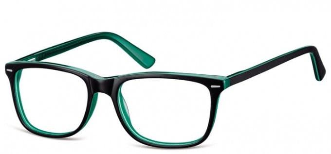 SFE-8262 in Black/Green