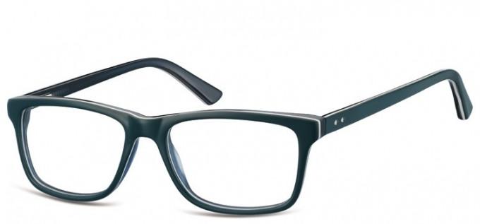 SFE-8263 in Green/Transparent Blue