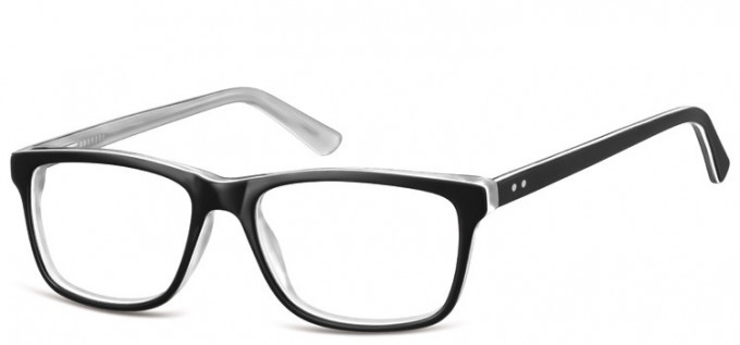 SFE-8263 in Black/Clear