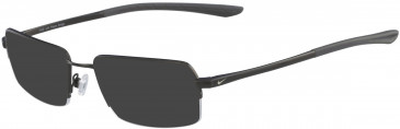Nike 4284-56 sunglasses in Black/Anthracite