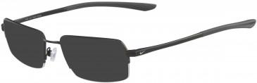 Nike 4284-54 sunglasses in Black/Anthracite