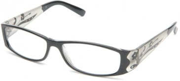 SFE 9343 Ready-made Reading Glasses in Black
