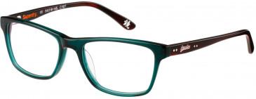 Superdry SDO-15001 Glasses in Gloss Black