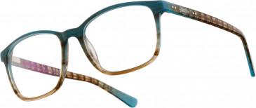 Superdry SDO-MARLEY Glasses in Gloss Jade Green Horn Fade