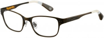 Superdry SDO-SANDY Glasses in Matt Gold Antique