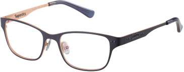 Superdry SDO-TAYLOR glasses in Matte Lilac/Peach