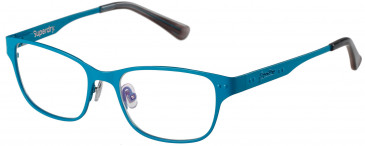 Superdry SDO-TAYLOR glasses in Matte Teal