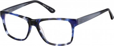 Superdry SDO-AVERY glasses in Matte Black/Gloss Grey Crystal - Black Fade