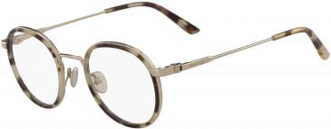 Calvin Klein CK18107 glasses in Khaki Tortoise