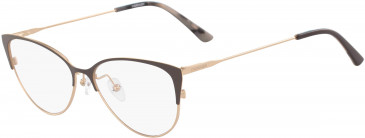 Calvin Klein CK18120 glasses in Satin Dark Brown