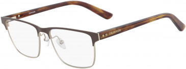 Calvin Klein CK18304 glasses in Satin Brown