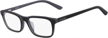 Calvin Klein CK18516-54 glasses in Black/Slate