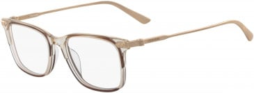 Calvin Klein CK18704 glasses in Crystal Beige/Brown
