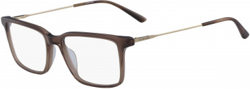 Calvin Klein CK18707-53 glasses in Crystal Brown