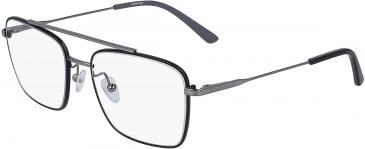 Calvin Klein CK19104-53 glasses in Satin Black