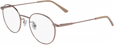 Calvin Klein CK19119 glasses in Amber Gold