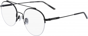 Calvin Klein CK19144F glasses in Satin Black