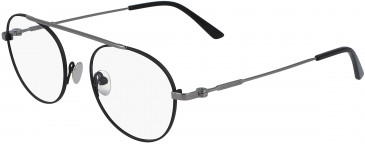Calvin Klein CK19151 glasses in Matte Black