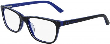 Calvin Klein CK19510 glasses in Black/Cobalt
