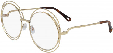 Chloé CE2152 glasses in Yellow Gold