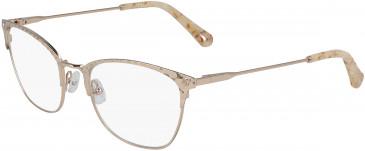 Chloé CE2153 glasses in Rose Gold