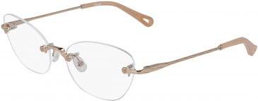 Chloé CE2154 glasses in Copper