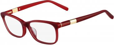 Chloé CE2628 glasses in Striped Tobacco