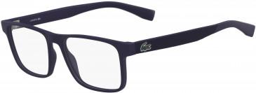 Lacoste L2817 glasses in Matte Blue