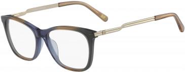 DVF DVF5103 glasses in Beige/Navy Gradient