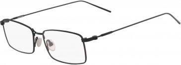 Calvin Klein CK18119 glasses in Matte Solid Black