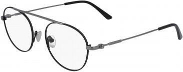 Calvin Klein CK19151 glasses in Matte Black