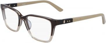 Calvin Klein CK19506 glasses in Crystal Beige/Brown