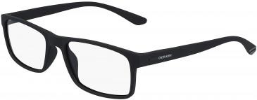 Calvin Klein CK19569 glasses in Matte Black