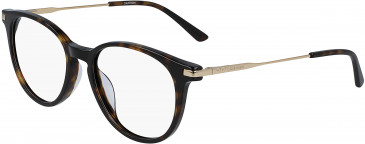 Calvin Klein CK19712 glasses in Dark Tortoise