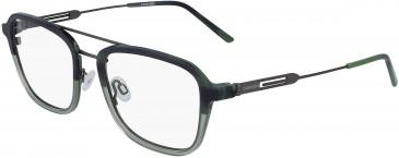 Calvin Klein CK19719F glasses in Green Horn/Sage Gradient