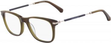 Calvin Klein Jeans CKJ18704 glasses in Crystal Brown