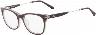 Calvin Klein Jeans CKJ18706 glasses in Charcoal/Taupe