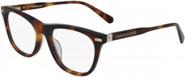 Calvin Klein Jeans CKJ19525 glasses in Crystal Blush