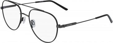 Calvin Klein CK19145F glasses in Matte Black