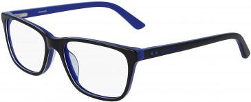 Calvin Klein CK19510 glasses in Black/Cobalt