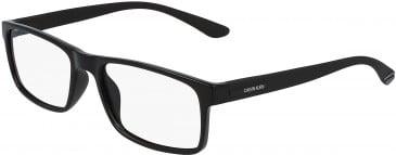 Calvin Klein CK19569 glasses in Crystal Brown