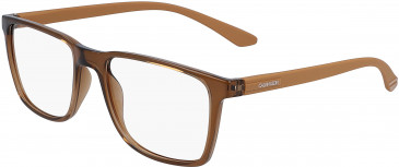 Calvin Klein CK19573 glasses in Crystal Amber