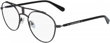 Calvin Klein Jeans CKJ19310 glasses in Matte Blush