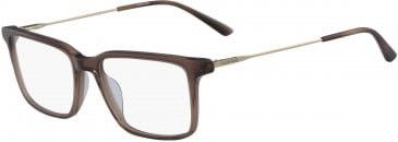 Calvin Klein CK18707-55 glasses in Crystal Charcoal