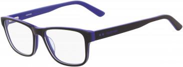 Calvin Klein CK18540 glasses in Dark Brown/Beige