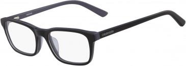 Calvin Klein CK18516-52 glasses in Oxblood/Blue