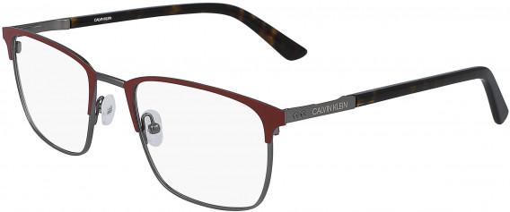 Calvin Klein CK19311 glasses in Matte Oxblood