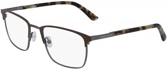 Calvin Klein CK19311 glasses in Matte Dark Brown