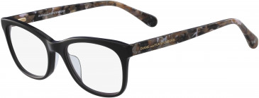 DVF DVF5093 glasses in Crystal Brown